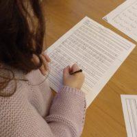 Creatividad lectora primaria